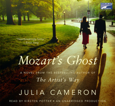 Mozart's Ghost cover