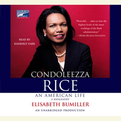 Condoleezza Rice: An American Life cover