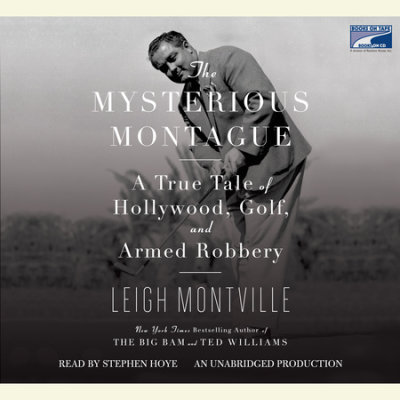 The Mysterious Montague cover