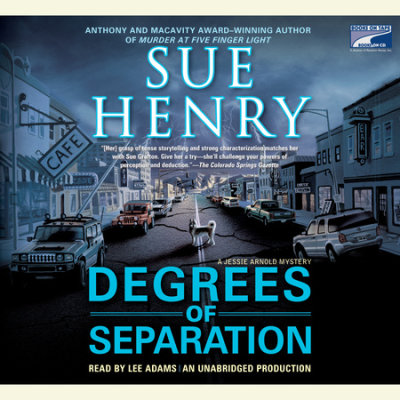 Degrees of Separation cover