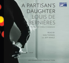 A Partisan's Daughter Cover