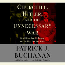 "Churchill, Hitler and ""The Unnecessary War"" Cover"