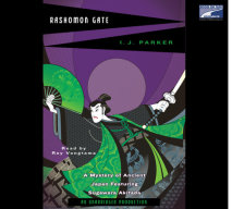 Rashomon Gate Cover