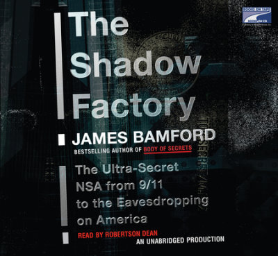 The Shadow Factory cover