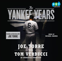 The Yankee Years Cover