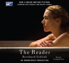 The Reader cover big