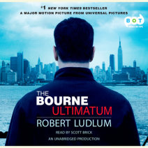 The Bourne Ultimatum (Jason Bourne Book #3) Cover