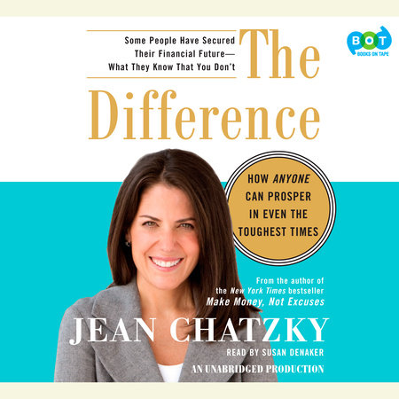 The Difference by Jean Chatzky