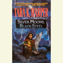 Silver Moons, Black Steel Cover