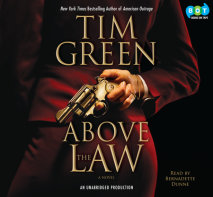 Above the Law Cover