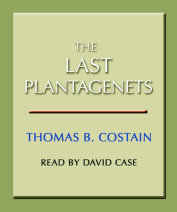 The Last Plantagenets Cover