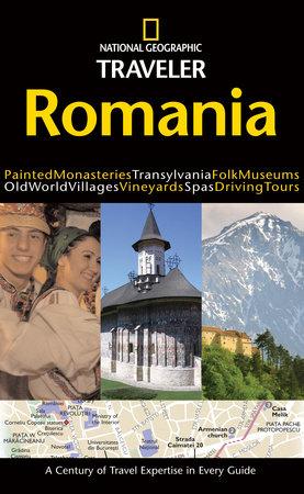National Geographic Traveler: Romania by Caroline Juler