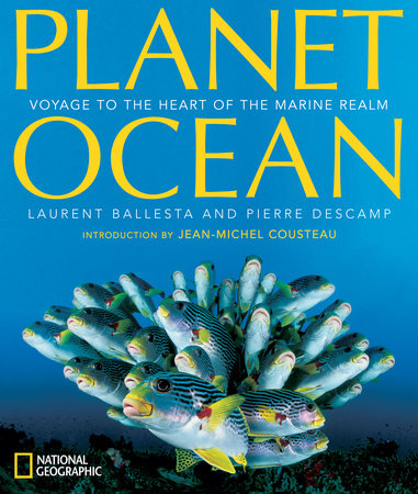 Planet Ocean by Laurent Ballesta and Pierre Descamp