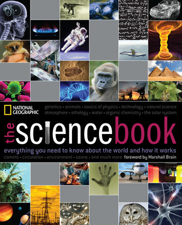 The Science Book by National Geographic