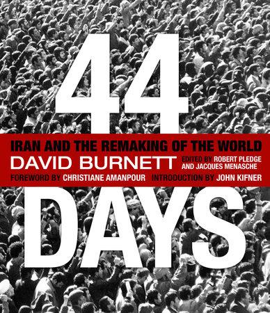 44 Days by David Burnett