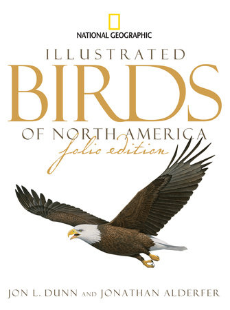 National Geographic Illustrated Birds Of North America Folio
