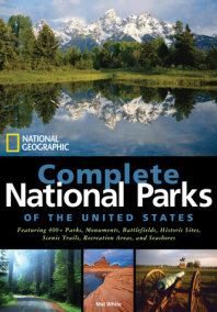 National Geographic Complete National Parks of the United States