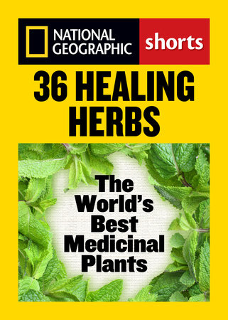 36 Healing Herbs by Rebecca L. Johnson