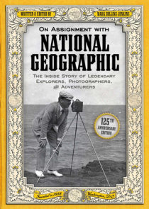 On Assignment With National Geographic