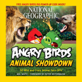 National Geographic Angry Birds Animal Showdown