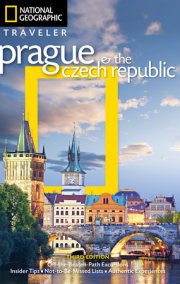 National Geographic Traveler: Prague and the Czech Republic, 3rd Edition