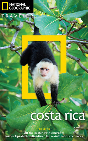 National Geographic Traveler Costa Rica 5th Edition by Christopher P. Baker