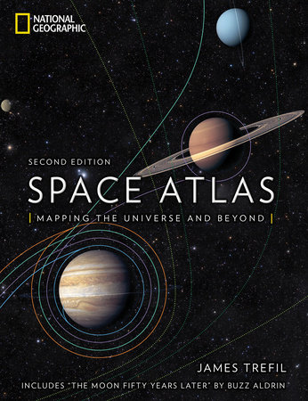 Space Atlas, Second Edition by James Trefil