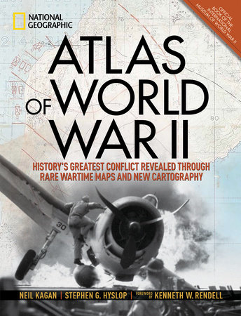 Atlas of World War II by Stephen G. Hyslop