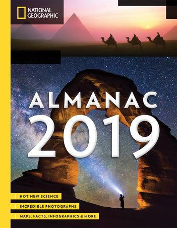 National Geographic Almanac 2019 by National Geographic