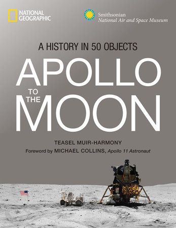 Apollo to the Moon by Teasel E. Muir-Harmony