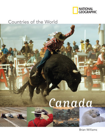 National Geographic Countries of the World: Canada by Brian Williams