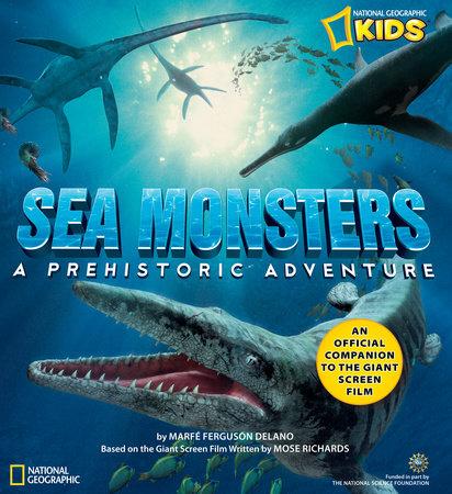 Sea Monsters by Marfé Ferguson Delano