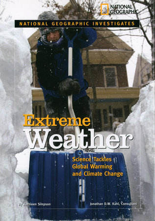 National Geographic Investigates: Extreme Weather by Kathleen Simpson
