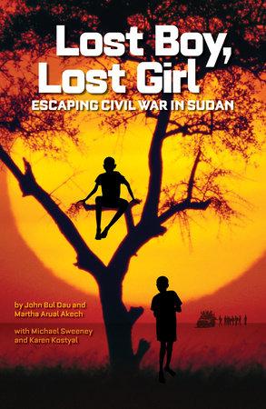 LOST BOY LOST GIRL by John Bul Dau