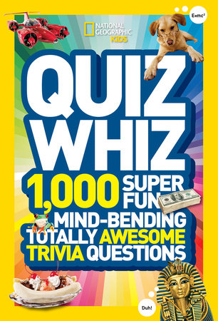 National Geographic Kids Quiz Whiz by National Geographic Kids
