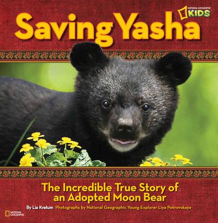 Saving Yasha by Lia Kvatum