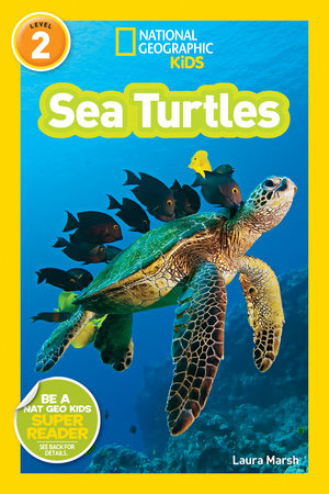 National Geographic Readers: Sea Turtles by Laura Marsh