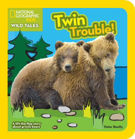 National Geographic Kids Wild Tales: Twin Trouble by Peter Bently