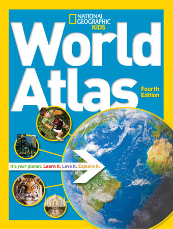 National geographic kids world atlas by national geographic national geographic kids world atlas by national geographic gumiabroncs Choice Image