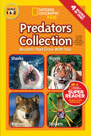 National Geographic Readers: Predators Collection by National Geographic
