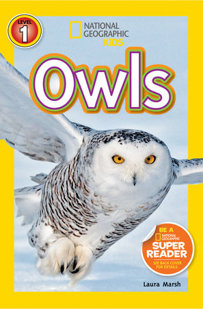 National Geographic Readers: Owls by Laura Marsh