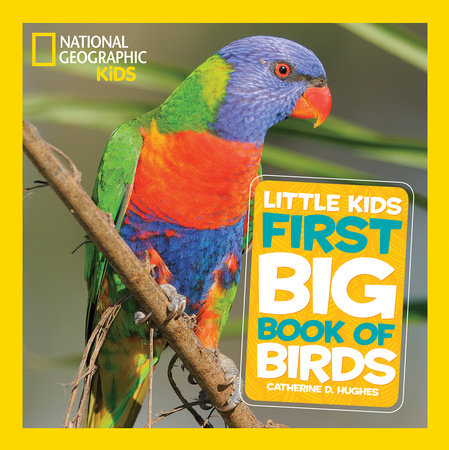 National Geographic Little Kids First Big Book of Birds by Catherine D. Hughes