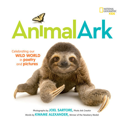 Animal Ark by Kwame Alexander, Mary Rand Hess and Deanna Nikaido