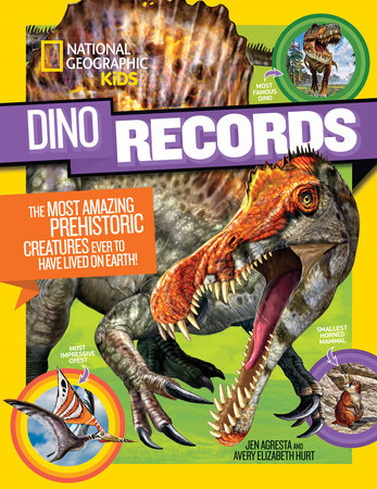 Dino Records by National Geographic Kids