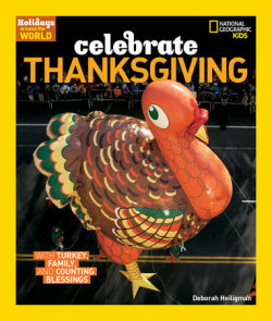 Holidays Around the World: Celebrate Thanksgiving