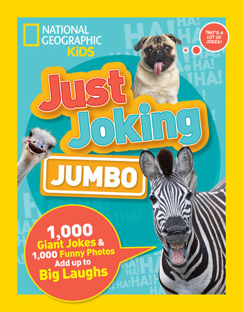Just Joking: Jumbo by National Geographic Kids