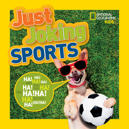 Just Joking Sports by National Geographic, Kids