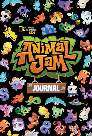 Animal Jam Journal by National Geographic, Kids