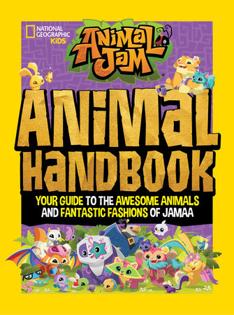 Animal Jam: Animal Handbook by Natasha Levinger