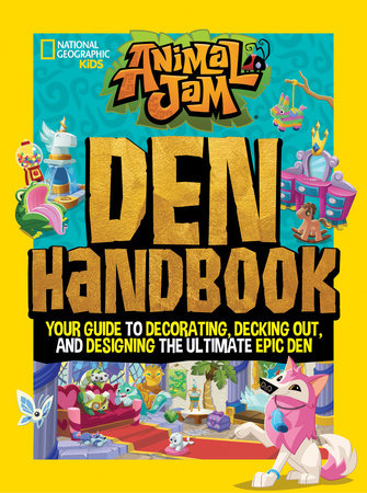 Animal Jam: Den Handbook